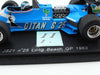 Spark S1795 1/43 Ligier JS21 #25 United States Grand Prix West (Long Beach) 1983 Equipe Ligier - Jean-Pierre Jarier Resin Model F1 GP Formula One Racing Car