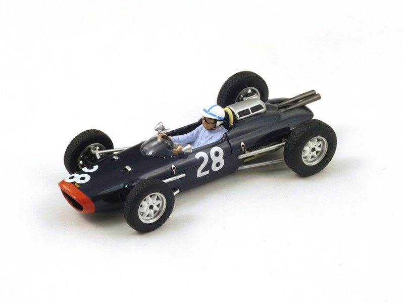 1/43 Lola Mk4 Spark S1814  ~ top view ~ taken by DiecastBase