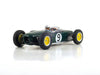 Spark S1825 1/43 Lotus 18 #9 2nd British Grand Prix 1960 Lotus-Climax Team John Surtees Resin Models F1 GP Racing Car