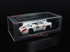 Spark S1879 1/43 Porsche 908/02 #65 19th 24 Hours of Le Mans 1974 S 3.0 Class Christian Poirot Team Christian Poirot - Jean Rondeau Resin Model LM Racing Car