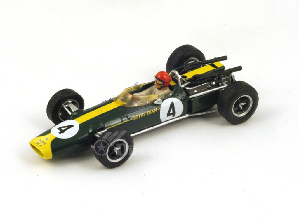 1/43 Lotus 43 BRM Spark S2142  ~ top view ~ taken by DiecastBase