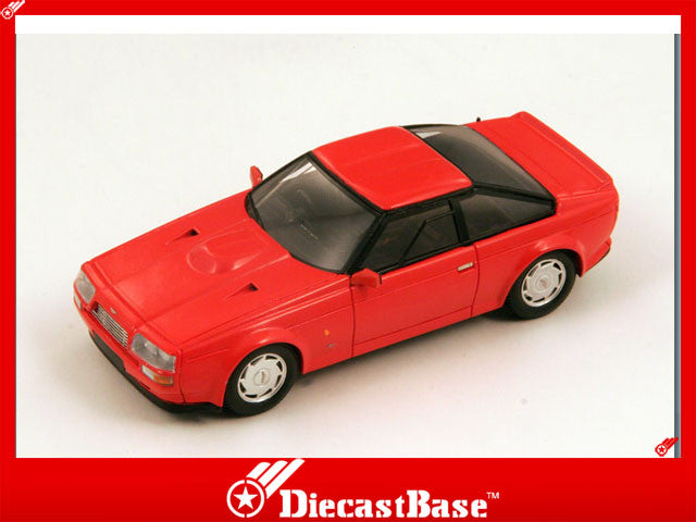 1/43 Aston Martin Vantage Zagato Spark S2157  ~ top view ~ taken by DiecastBase
