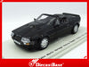Spark S2159 1/43 Aston Martin V8 Vantage Volante Zagato 1987 Black Spark Model Resin Model Road Car