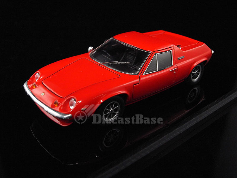 Spark S2215 1/43 Lotus Europa Twin Cam 1971 Red Resin Model Road Car