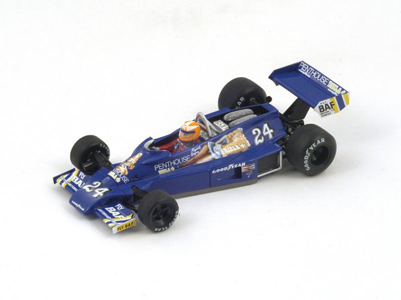 1/43 Hesketh 308E Spark S2233  ~ top view ~ taken by DiecastBase