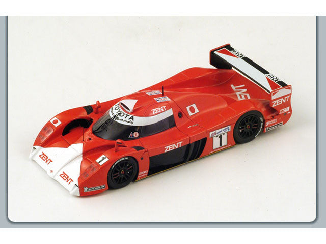 1/43 Toyota GT-One TS 020 Spark S2382  ~ top view ~ taken by DiecastBase