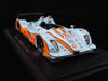 Spark S2524 1/43 OAK Pescarolo 01 No.24 24 Hours of Le Mans 2011 LMP1 Class OAK Racing Team Richard Hein - Jacques Nicolet - Jean-François Yvon Gulf Resin Model LM Racing Car