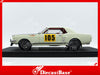 Spark S2634 1/43 Ford Mustang #105 Rallye Monte Carlo 1967 Henri Chemin - Johnny Hallyday Spark Models Diecast Model Rally Racing Car