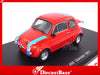 Spark S2695 1/43 Fiat 695 Giannini 1971 Red with blue strips and checks Passenger Spark Models Model Road Car