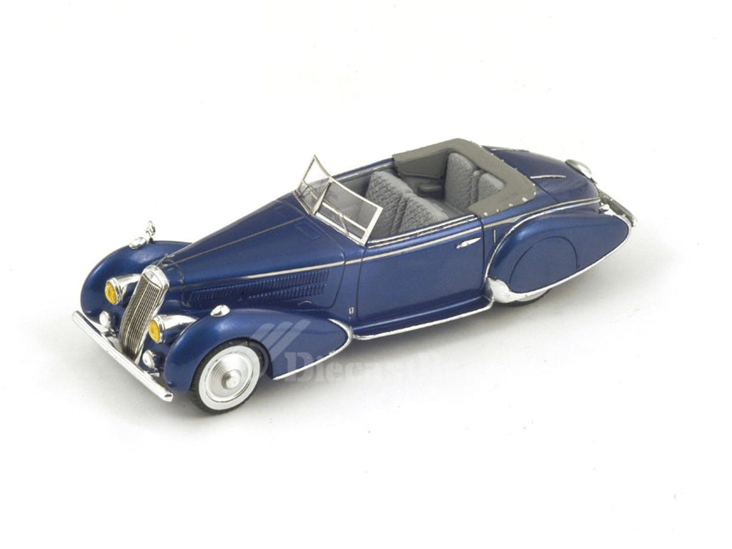 1/43 Lancia Asturia Type 233C Pininfarina Spark S2724  ~ top view ~ taken by DiecastBase