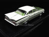 Spark S2904 1/43 Chevrolet Impala Sedan Six Windows 1959 White over Green Resin Model Road Car