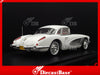 Spark S2967 1/43 Chevrolet Corvette C1 1960 Hard Top White Spark Models Diecast Model Road Car