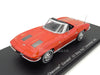 Spark S2969 1/43 Chevrolet Corvette C2 Sting Ray Convertible 1963 Red Models Resin Road Car