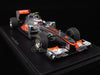 Spark S3023 1/43 Vodafone McLaren Mercedes MP4-26 No.4 4th Chinese Grand Prix Formula 1 2011 (Shanghai) Jenson Button Resin Model GP F1 Formula One Racing Car