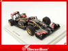 Spark S3090 1/43 Lotus E22 Renault #13 Lotus F1 Team Malaysian Grand Prix 2014 Pastor Maldonado Resin Model Formula One F1 GP Racing Car