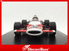 Spark S3126 1/43 McLaren M7B #18 Team Antique Automobiles Racing 10th Dutch Grand Prix 1969 Vic Elford Resin Model Formula One F1 GP Racing Car
