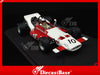 Spark S3127 1/43 McLaren M7B #10 Antique Automobiles Racing Team 5th French Grand Prix 1969 Vic Elford Spark Models Diecast Model F1 GP Racing Car
