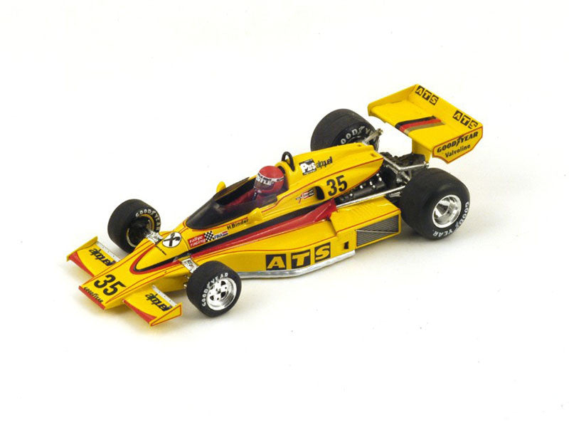 1/43 Penske PC4 Spark S3373  ~ top view ~ taken by DiecastBase
