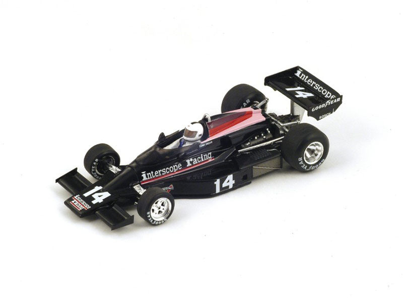 1/43 Penske PC4 Spark S3374  ~ top view ~ taken by DiecastBase
