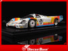 Spark S3409 1/43 Porsche 956 No.17 Le Mans 1984 T.Needell - D.Sutherland - R.French 1:43 Diecast Model LM Racing Car