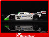 Spark S3411 1/43 Porsche 962C No.57 Le Mans 1991 J.Winter - B.Schneider - H.Pescarolo 1:43 Diecast Model LM Racing Car