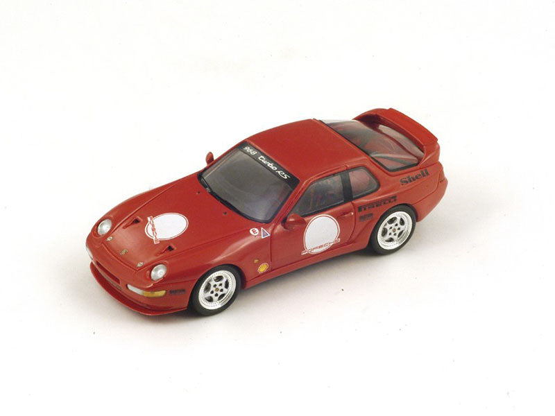 1/43 Porsche 968 Turbo RS Spark S3457  ~ top view ~ taken by DiecastBase