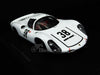 Spark S3465 1/43 Porsche 910 #38 6th 24 Hours of Le Mans 1967 Porsche System Engineering - Rolf Stommelen - Jochen Neerpasch Resin Model LM Racing Car