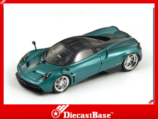 1/43 Pagani Huayra Spark S3563  ~ top view ~ taken by DiecastBase