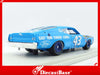 Spark S3595 1/43 Ford Torino Cobra #43 Winner NASCAR Grand National Series Motor Trend 500 1969 Richard Petty Resin Model Racing Car