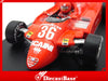 Spark S3875 1/43 Alfa Romeo 179 No.36 F1 Canadian Grand Prix 1979 Alfa Romeo Team Vittorio Brambilla Spark Models Diecast Model F1 GP Racing Car