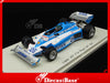 Spark S3976 1/43 Ligier JS7 #26 Brazilian Grand Prix 1977 Ligier Team Jacques Laffite Resin Model F1 GP Racing Car