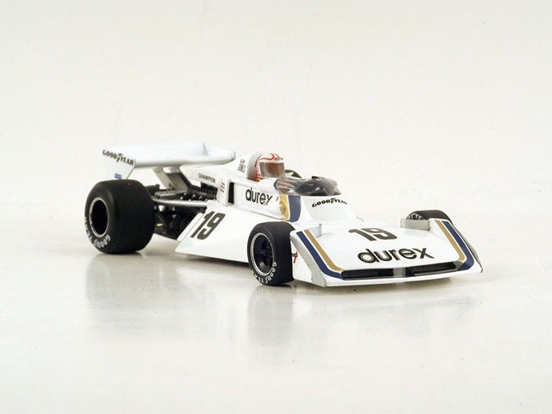 1/43 Surtees TS19 Spark S4006 Model Racing Car ~ top view ~ taken by DiecastBase