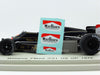 Spark S4047 1/43 Williams FW05 #21 14th 1976 United States Grand Prix Walter Wolf Racing Team Warwick Brown Resin Model F1 GP Formula One Racing Car
