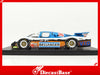 Spark S4080 1/43 Sauber C 6 #95 24 Hours of Le Mans 1985 C2 Class Roland Bassaler Team Roland Bassaler - Dominique Lacaud - Yvon Tapy Resin Model LM Racing Car