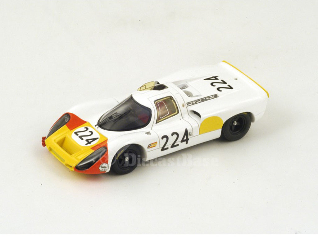 1/43 Porsche 907 Spark S4160  ~ top view ~ taken by DiecastBase