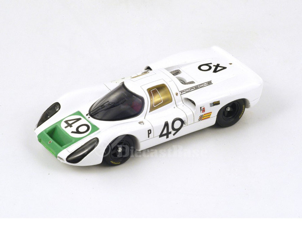 1/43 Porsche 907 Spark S4161  ~ top view ~ taken by DiecastBase