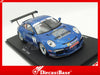Spark S4186 1/43 Porsche 991 GT3 #2 Attempto Racing Team Champion Porsche Supercup 2013 Nicki Thiim Resin Model Racing Car