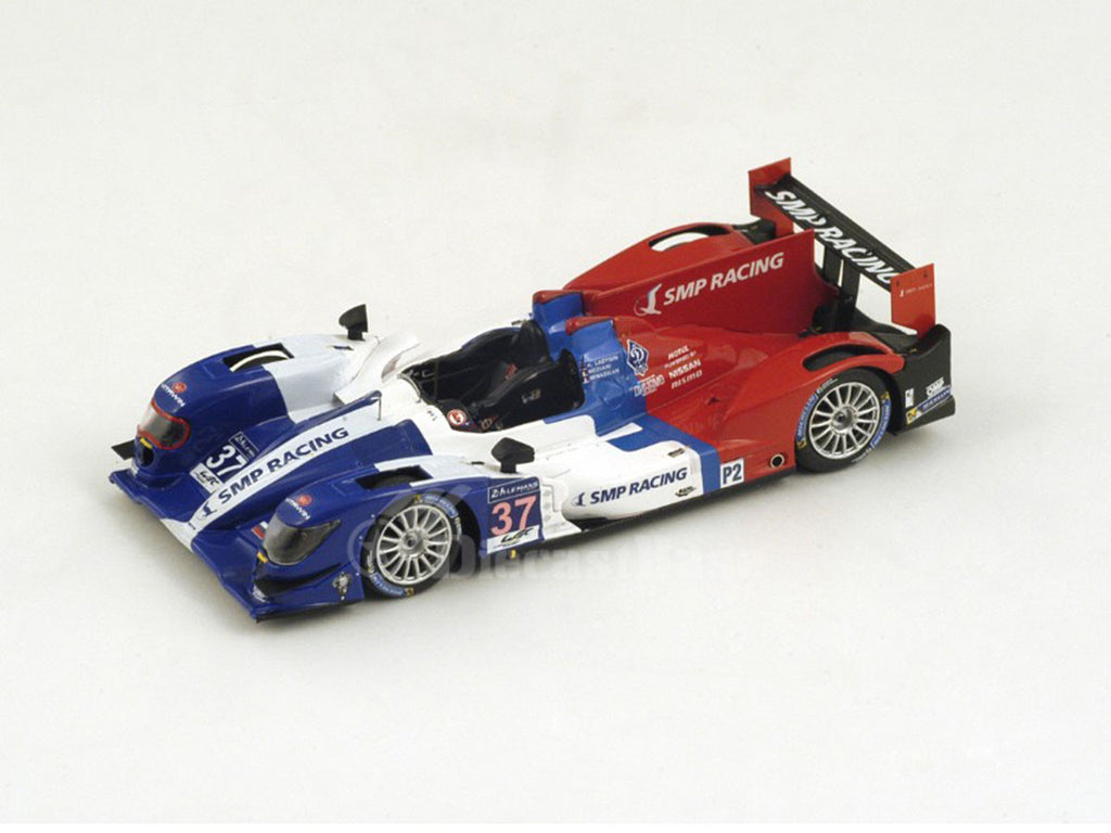 1/43 Oreca 03R - Nissan Spark S4218  ~ top view ~ taken by DiecastBase