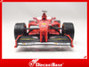 IXO SF2698 1/43 Ferrari F300 No.3 Spainish Grand Prix Barcelona 1998 Ferrari Team Michael Schumacher IXO Models Diecast Model Formula One Racing Car