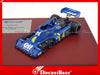 TSM TSM104310 1/43 Twin Cars Set of Tyrrell P34 1976 Swedish GP Winner No.3 Jody Scheckter - 2nd No.4 Patrick Depailler 1/43 TrueScale Miniatures Model Diecast Racing Car