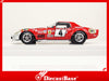 TSM TSM104325 1/43 Chevrolet Corvette L88 No.4 North American Racing Team (NART) Winner LM GTS 1972 Dave Heinz - Bob Johnson 1:43 TrueScale Miniatures Model Diecast Racing Car