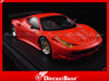 Fujimi TSM11FJ017 1/43 Ferrari 458 Italia GT2 2011 Presentation Model Red 1:43 TSM Model Road Car