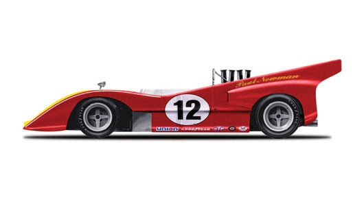 1/18 McLaren M8D TSM121803 Model Racing Car ~ top view ~ taken by DiecastBase