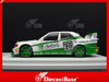 TSM TSM124349 1/43 Mercedes-Benz 190E EVO2 No.20 Zakspeed Deutschen Tourenwagen-Meisterschaft 1991 Michael Schumacher TrueScale Miniatures Diecast Model Racing Car