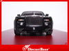 TSM TSM124367 1/43 Rolls-Royce Phantom LWB (Long Wheel Base) 2010 Black TrueScale Miniatures Resin Model Road Car