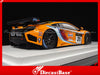 TSM TSM124376 1/43 McLaren MP4-12C GT3 No.21 2011 3rd Place 58th Macau Grand Prix United Autosports / GR Asia Gulf Marine - Danny Watts 1:43 TrueScale Miniatures Model Diecast Model Racing Car
