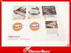 TSM TSM12AC23 1/18 Gulf Oil Pack 1:18 TrueScale Miniatures Model Accessories