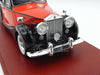 TSM TSM134347 1/43 Rolls-Royce Silver Wraith 1952 Red and Black TrueScale Miniatures Resin Model Road Car