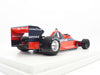 TSM TSM144302 1/43 Brabham BT46 Alfa Romeo #1 Parmalat Racing Team 2nd Place Monaco Grand Prix 1978 Niki Lauda TrueScale Miniatures Resin Model F1 GP Racing Car