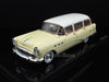 TSM TSM144316 1/43 Buick Century Estate Wagon 1954 White over Tan TrueScale Miniatures Diecast Model Road Car